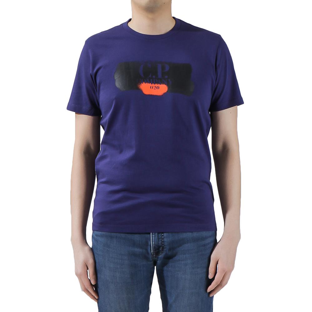 베누 명품 편집샵 2020 S S Cp컴퍼니 남성 반팔 티셔츠 Cp Company