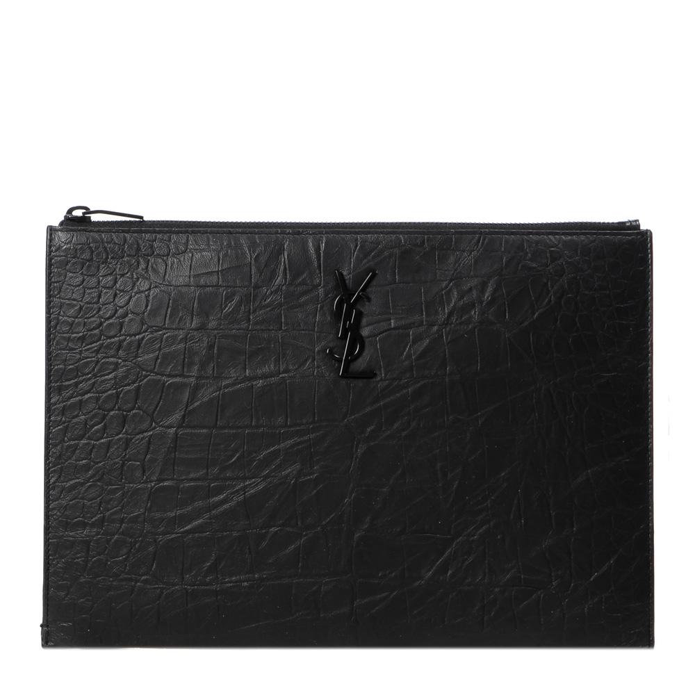 베누 명품 편집샵 2017 F W 생로랑 남성 클러치백 Saint Laurent 453249