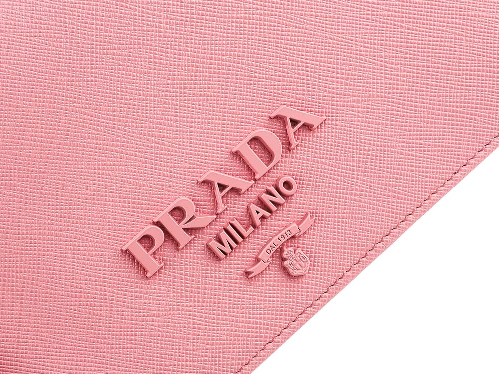 프라다(PRADA) (1BP018 NZV PETALO) 여성 사피아노 미니 크로스백 21FW